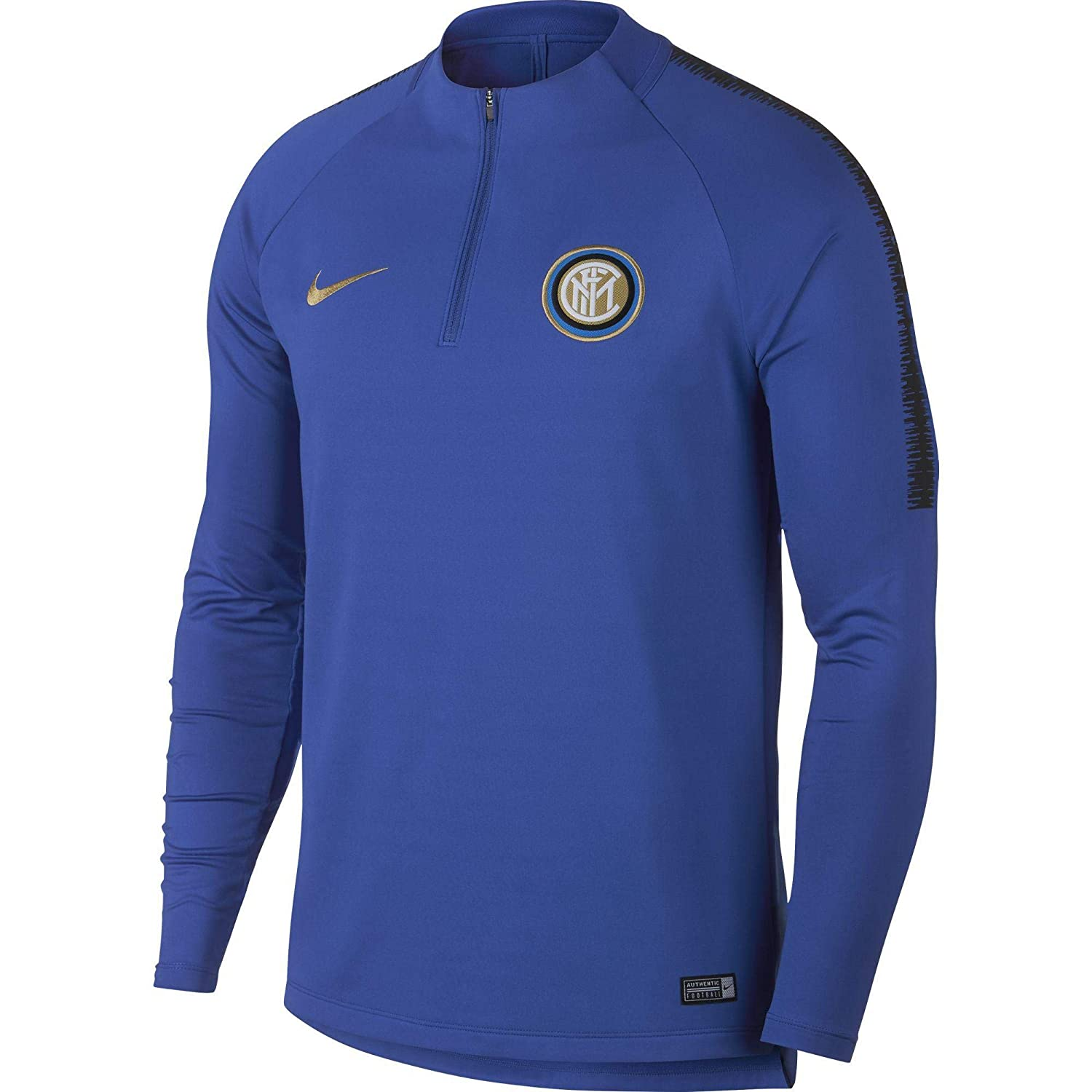 release date: 01d29 3be64 Nike Men's Inter Milan Squad Drill Top Training Jersey, Men ...