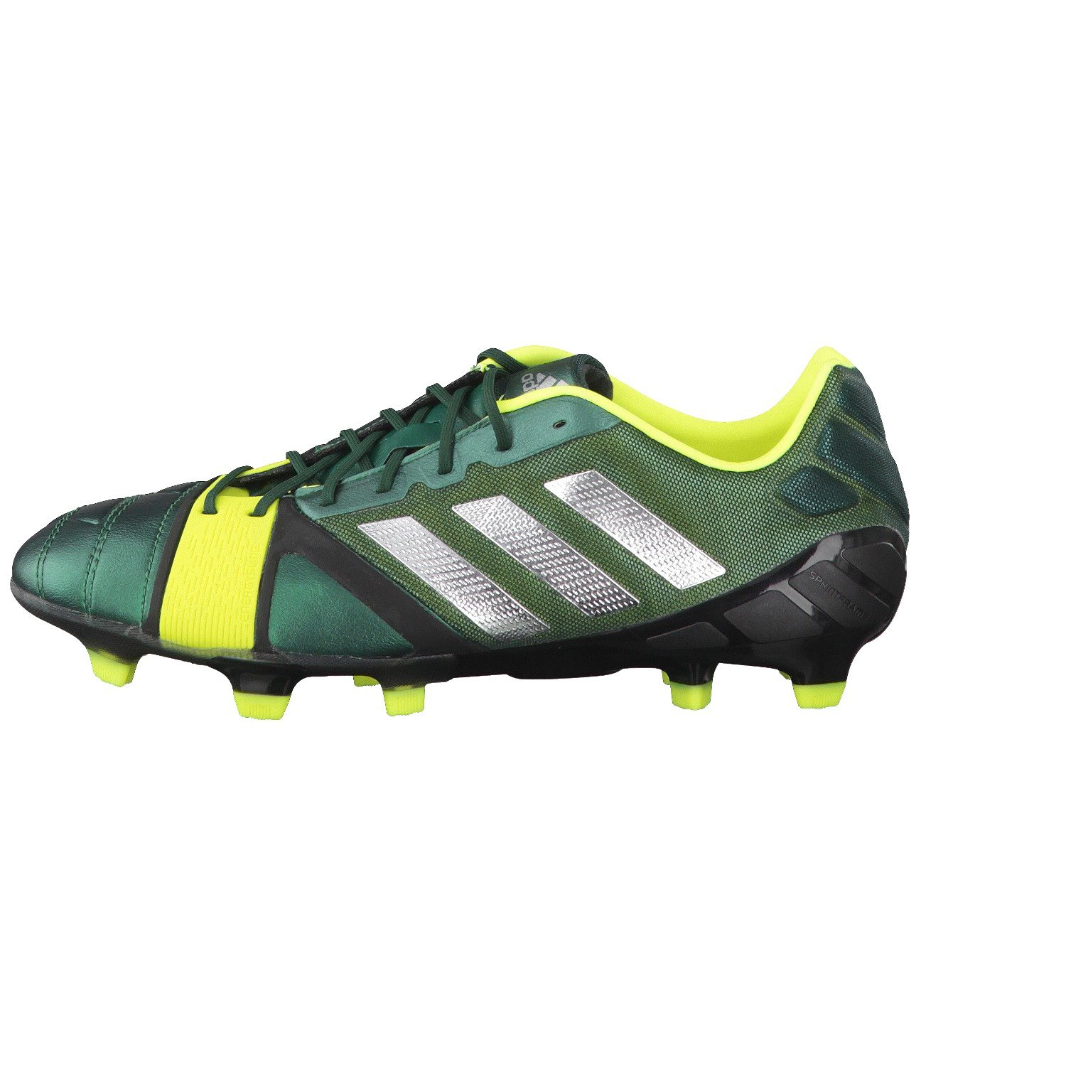 cheap for discount 6ab5e 4c53e adidas nitrocharge 1.0 TRX FG mens football boots Q34221 soccer cleats firm  ground (uk 7 us 7.5 eu 40 2 3)  Amazon.co.uk  Sports   Outdoors