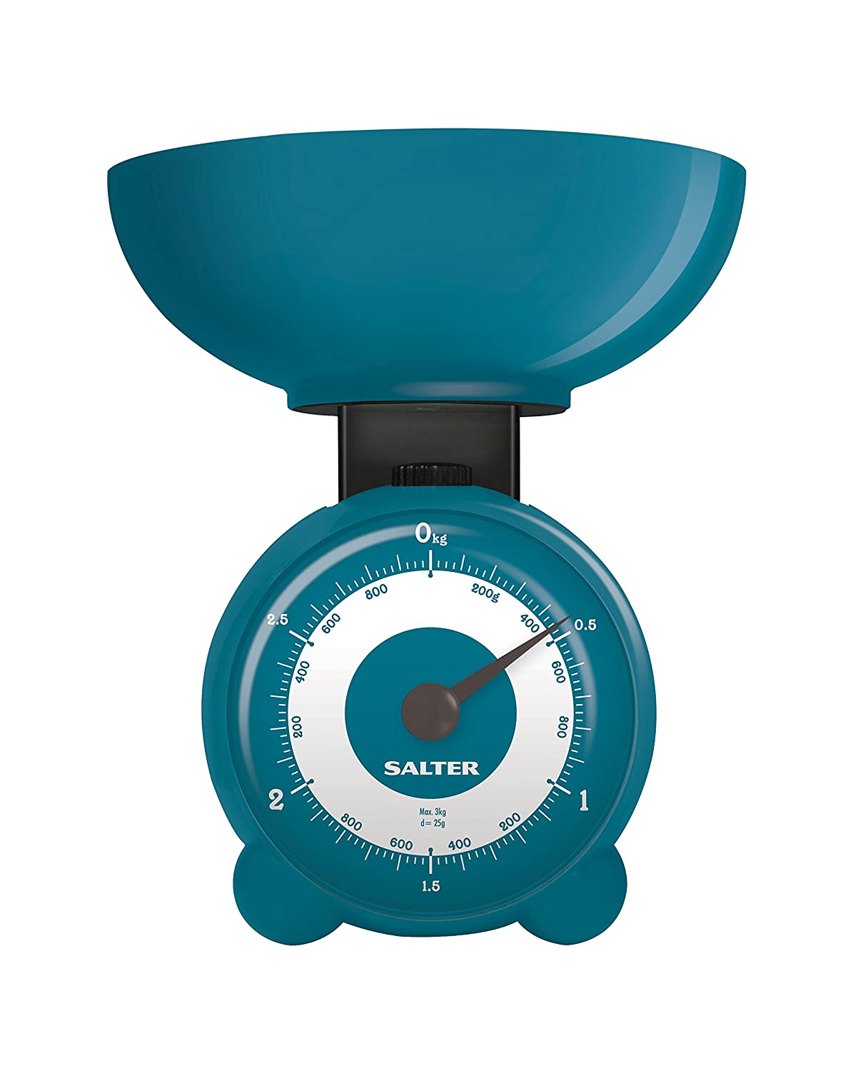 Salter Orb Mechanical Kitchen Scales - Fast Accurate Reliable Baking ...