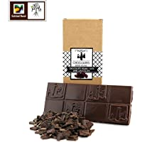 Chocolate negro artesano 100%