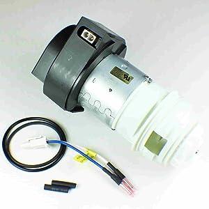 154859101 Frigidaire Dishwasher Motor Kit W Harness