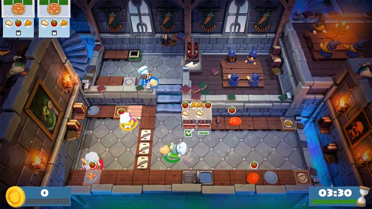Overcooked! 2 - Too Many Cooks Pack - Nintendo Switch [Digital Code] by Team17 Digital Ltd (Image #7)
