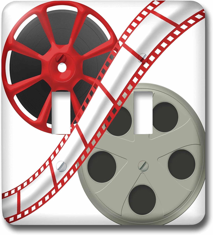 3D Rose LSP_222687_2 - Bobina de dos carretes con cinta adhesiva de película (doble interruptor, multicolor): Amazon.es: Iluminación