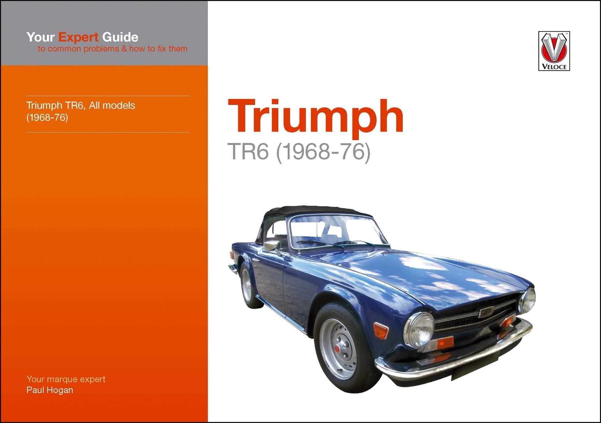 Triumph TR6 expert common problems product image