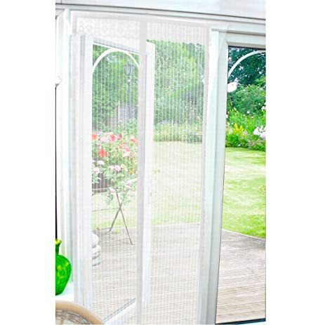 Magnetic Insect Door Curtain Screen