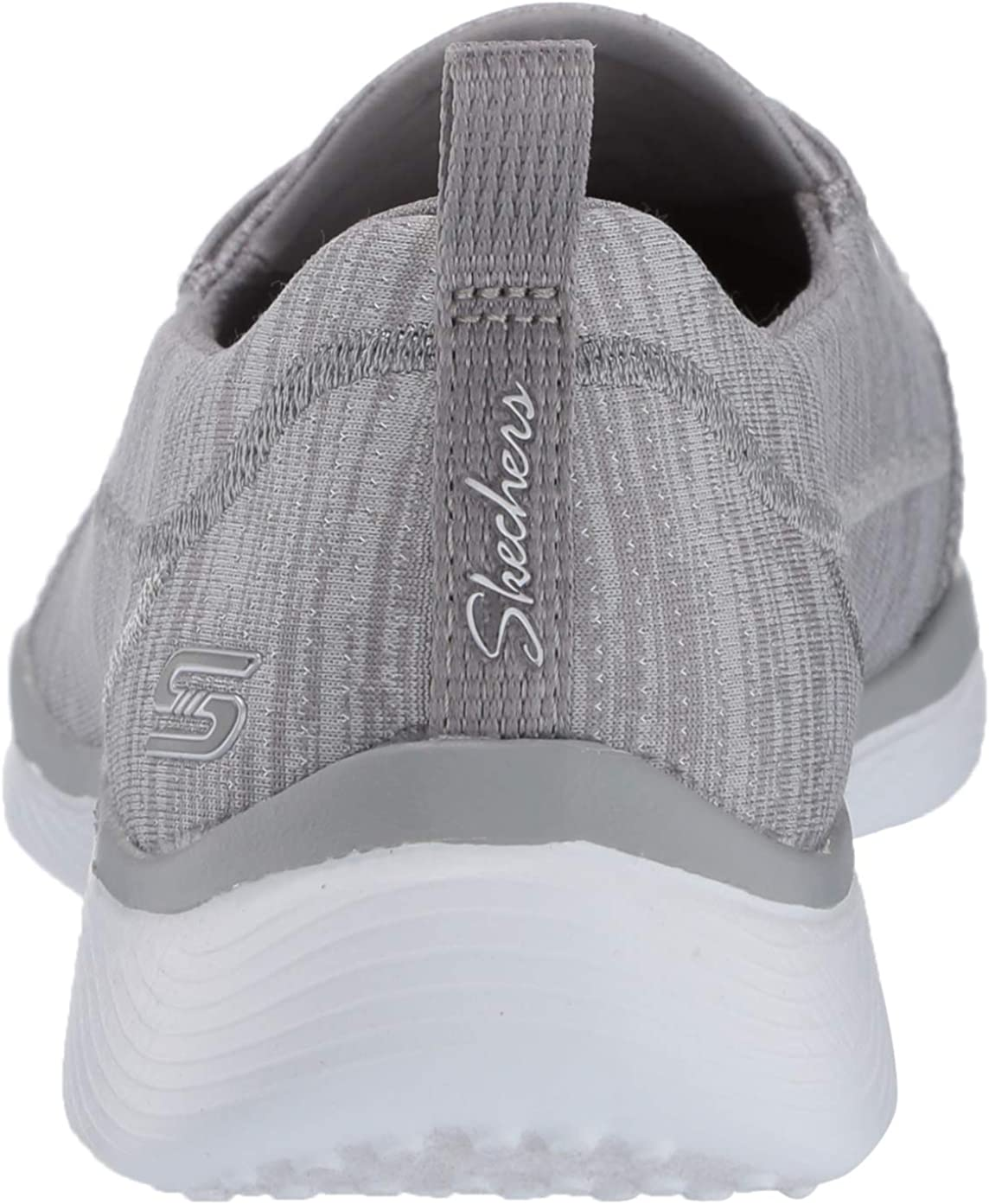 Skechers Microburst 2.0-Best Ever Baskets pour femme Gris