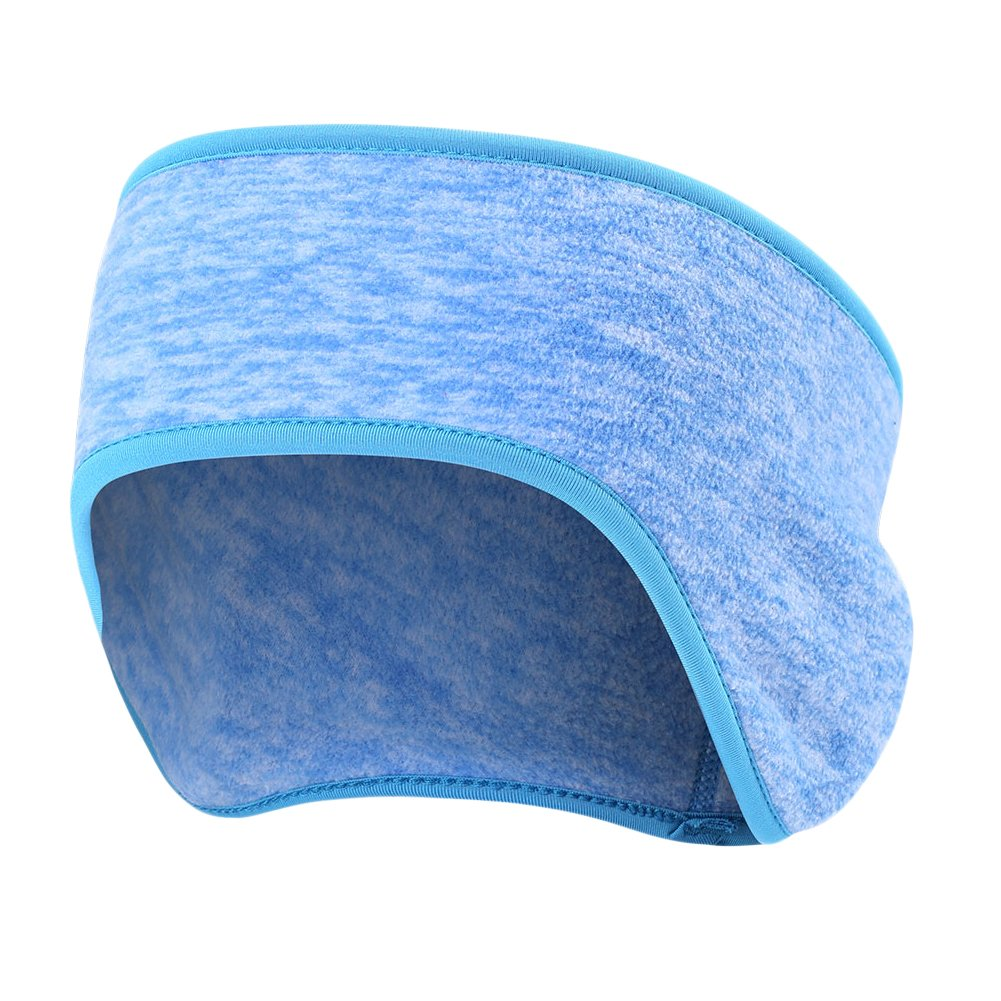 Fleece Headband Ear Warmer Ear Protection Hair Band for Outdoor Sports Running Walking Jogging Hiking Skiing Lembeauty