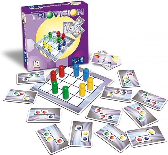 Huch! & Friends - Juego de Tablero, 1 a 6 Jugadores (HUTRI) [Importado]: Amazon.es: Juguetes y juegos