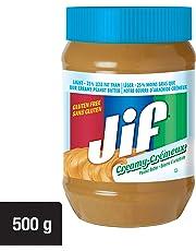 Jif Light Creamy Peanut Butter 500g