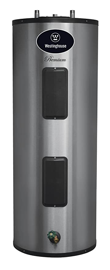 Westinghouse W Lifetime Warranty Electric Water Heater With Durable 316l Stainless Steel Tank