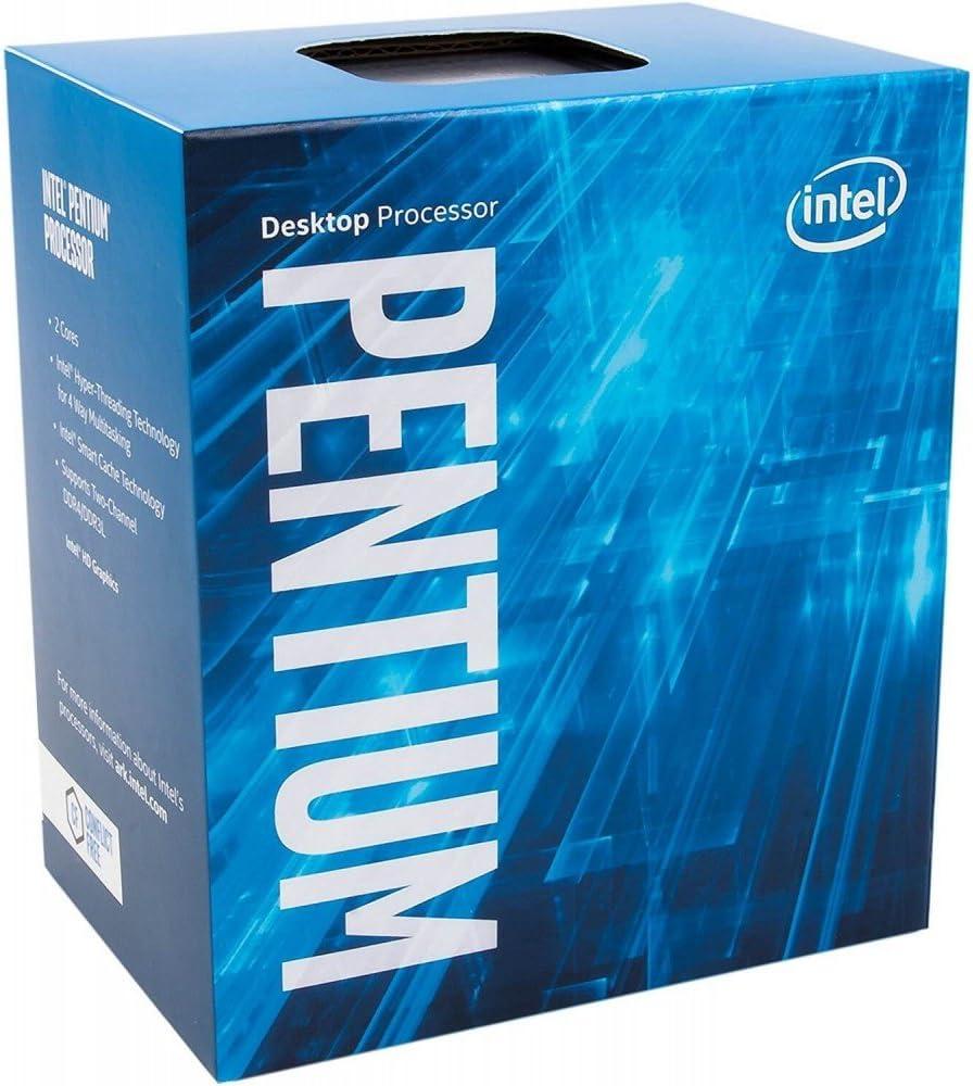Procesador Intel Pentium G4560 Series 3.50 GHz LGA 1151