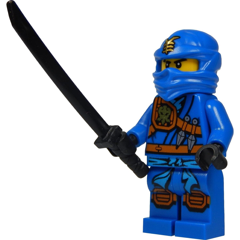 Lego ninjago personnage jay bleu ninja avec p e limited - Personnage ninjago lego ...