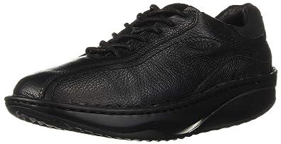 33a4e398c496 MBT Shoes Men s Ajabu Casual Shoe  Black 5 Medium (D) Lace