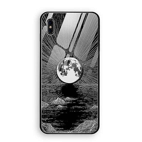 Amazon Com Iphone X Case For Girls Black Background