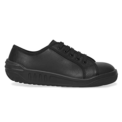 Chaussure de sécurité JUSTA femme basse tennis PARADE S3 SRC EN20345  Couleur , Noir, Pointure