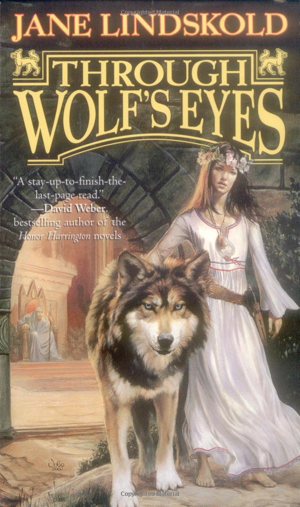 Download Through Wolf's Eyes (Wolf, Book 1) PDF