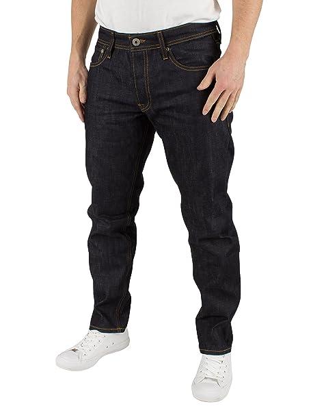 really comfortable best loved best deals on Jack & Jones Men's Mike 215 Comfort Fit Jeans, Blue