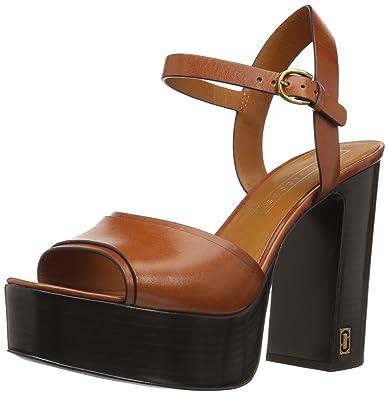 5be6d486f8e9 Marc Jacobs Women s Lust Status Platform Sandal Heeled  Amazon.co.uk ...
