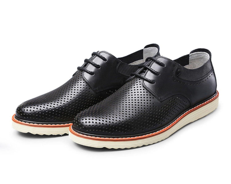 Cuero Oxfords Muyii De Hombres Para Zapatos Vestir OxAgf