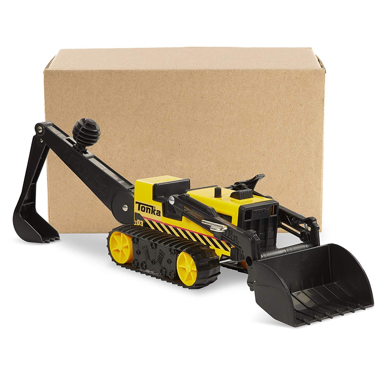 New Tonka Steel Trencher Vehicle Free Shipping
