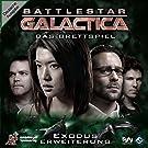 Heidelberger Spieleverlag HE405 - Battlestar Galactica Exodus deutsch