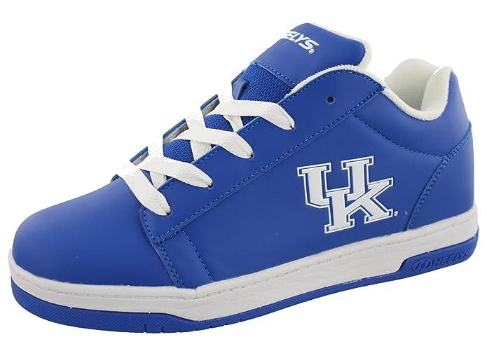 8d7aaf3482b91 Amazon.com | Heelys 770470 Straightup2.0 KY Skate Shoe, Blue/White ...