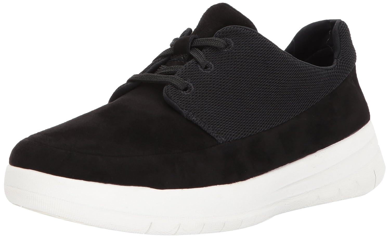 FitFlop Women's Sporty-Pop Sneaker B073WWYGGG 5 B(M) US|Black