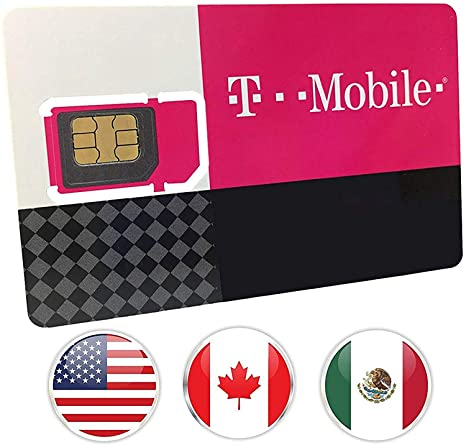 Amazon.com: T-mobile tarjeta SIM de prepago Unlimited Talk ...