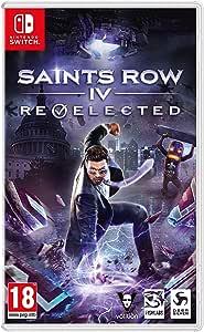Saints Row IV reeleito (Nintendo Switch)