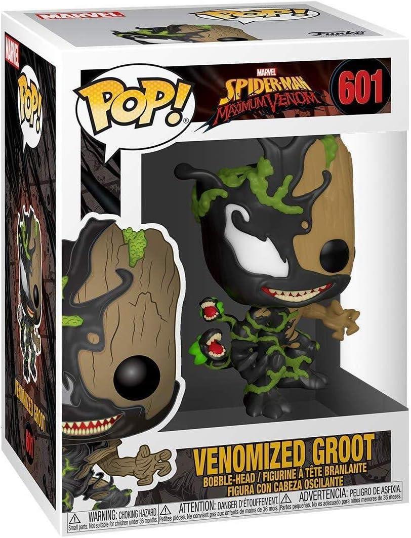 Pop! Marvel: MAX Venom - Groot