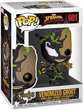 Max Venom-venomized Groot 601 46457 Vinyl Figure en stock FUNKO POP MARVEL