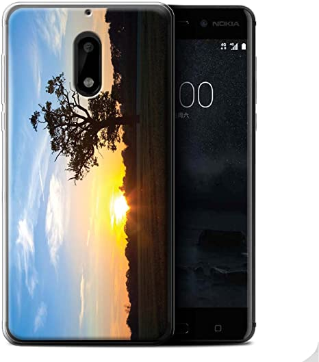 Stuff4 Phone Case/Cover/Skin/nokmic de GC/Sunset Collection Eiche ...