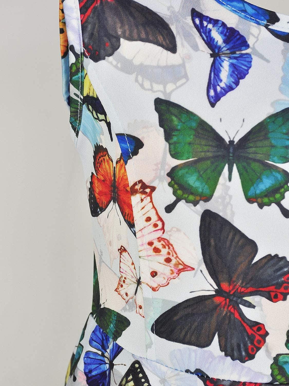 ModaIOO Matching Dolls /& Girls Dress,Unicorn Mermaid Butterfly Sleeveless Longsleeve Dresses for Kids,18 Doll Clothes