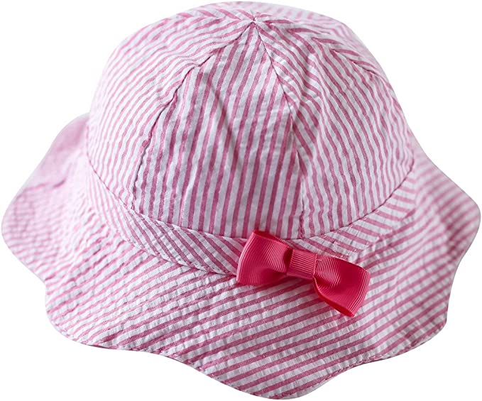 Gifts Treat B/éb/é Bonnet pour b/éb/é Fille et gar/çon d/ét/é Chapeau de Bonnet