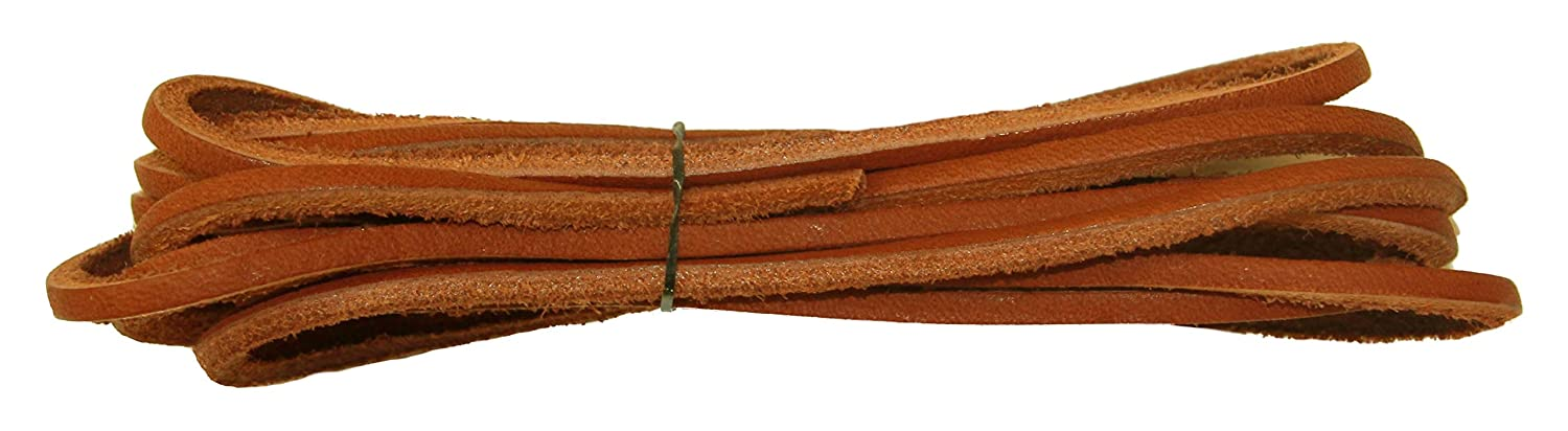 cf8a1265471a Amazon.com  FeetPeople Leather Craft Shoe Boot Laces (Shoelaces) Multiple  Colors