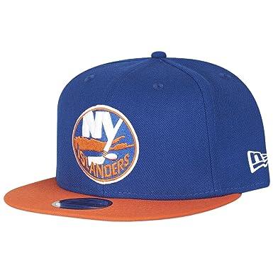 New Era New York Islanders Team Colour Snapback Cap Kappe 9fifty 950 Basecap e34cf706c10