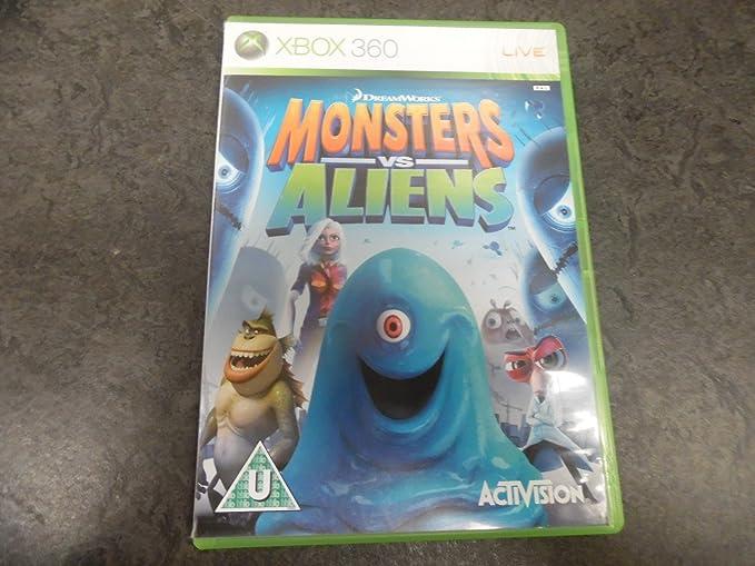 Monsters vs. Aliens [Importación Inglesa]: Amazon.es ...
