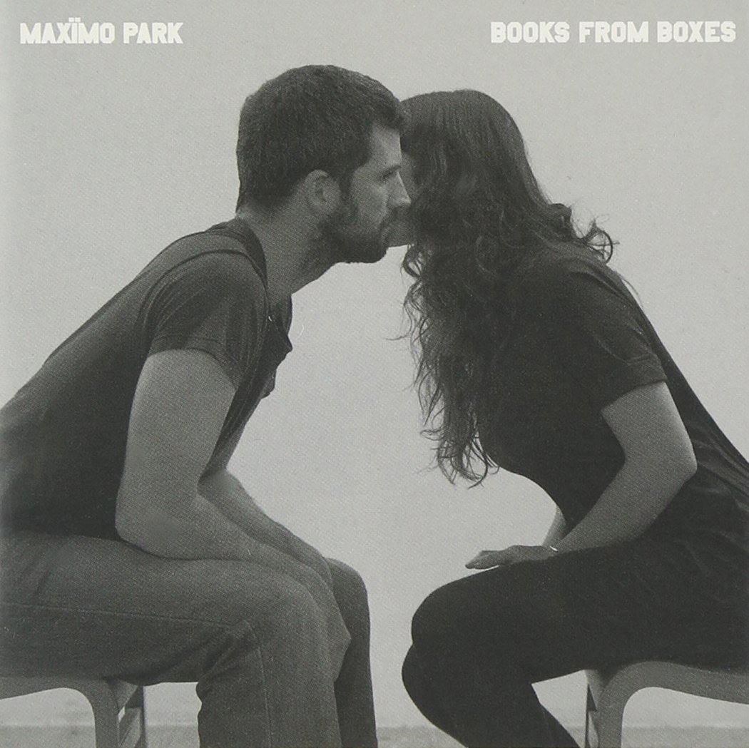 Books Maximo Boxes Park From