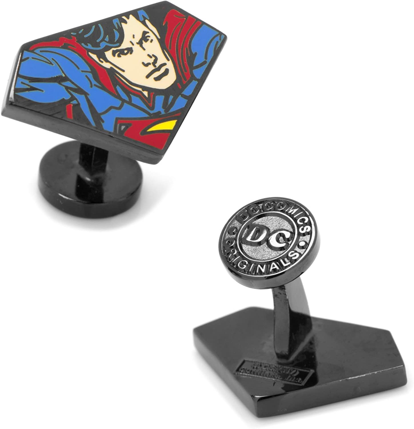 Cufflinks Superman Justice League