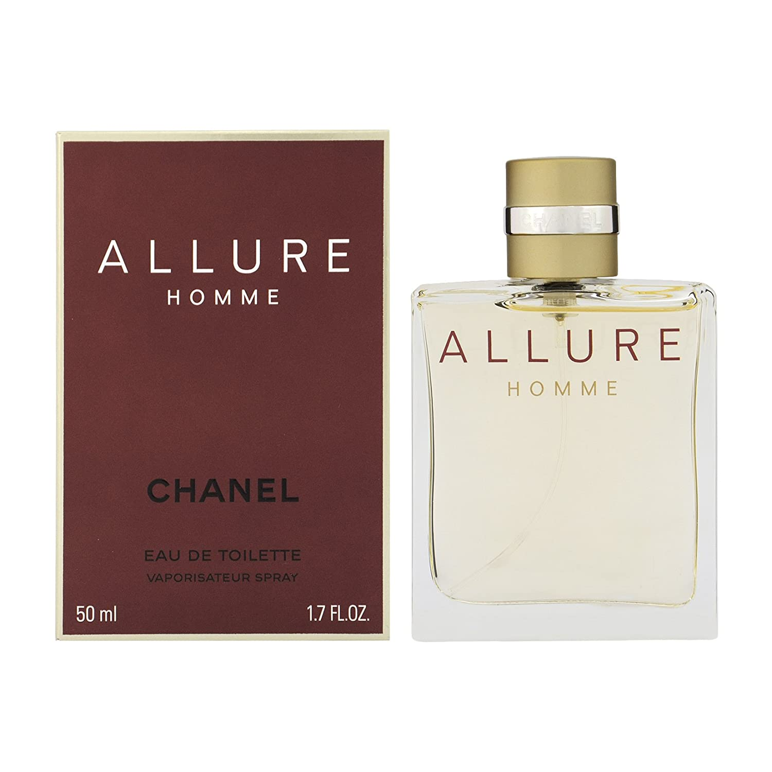 defdcfa6496 Chanel Allure Eau de Parfum - 50 ml  Amazon.co.uk  Beauty