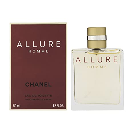 7feb7c17ff1 Buy Allure Eau De Toilette Spray 50ml 1.7oz Online at Low Prices in India -  Amazon.in
