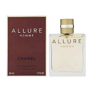 7bcbbb392212 Chanel Allure Homme Eau de Toilette - 50 ml  Amazon.co.uk  Beauty