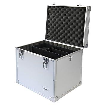 Amazon De Hmf 14802 02 Putzbox Alu Aufbewahrungsbox