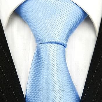 Ties N Such - Corbata - para hombre azul azul celeste Talla única ...