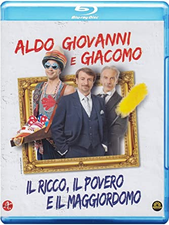 Il Ricco Il Povero E Il Maggiordomo (2014) Bluray 1080p AVC Ita DTS-HD 5.1 MA-TRL
