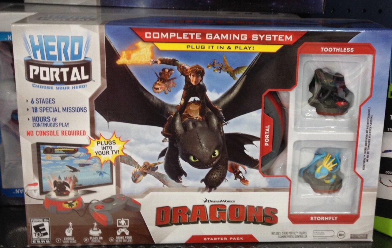 Dreamworks Dragons Hero Portal Game by Hero Portal (Image #1)