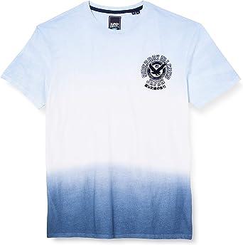 Superdry Tonal Dip Dye tee Camisa para Hombre