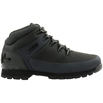 Timberland Mens Euro Sprint Waterproof Mid Hiker Textile Boots | Hiking Boots