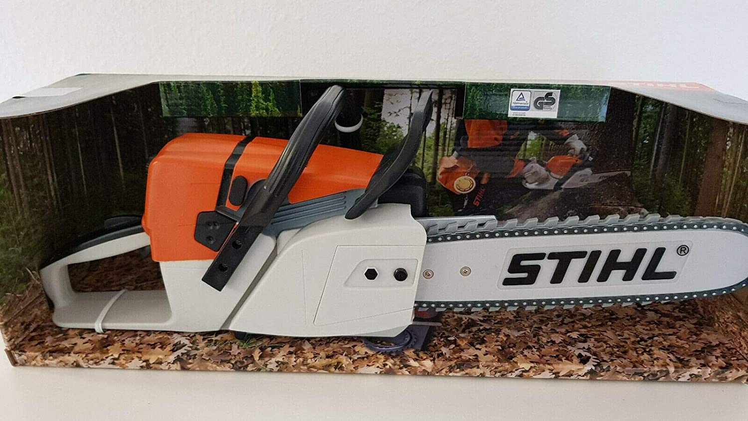 Amazon.com: Juguete Stihl Replica Kids Chainsaw: Toys & Games