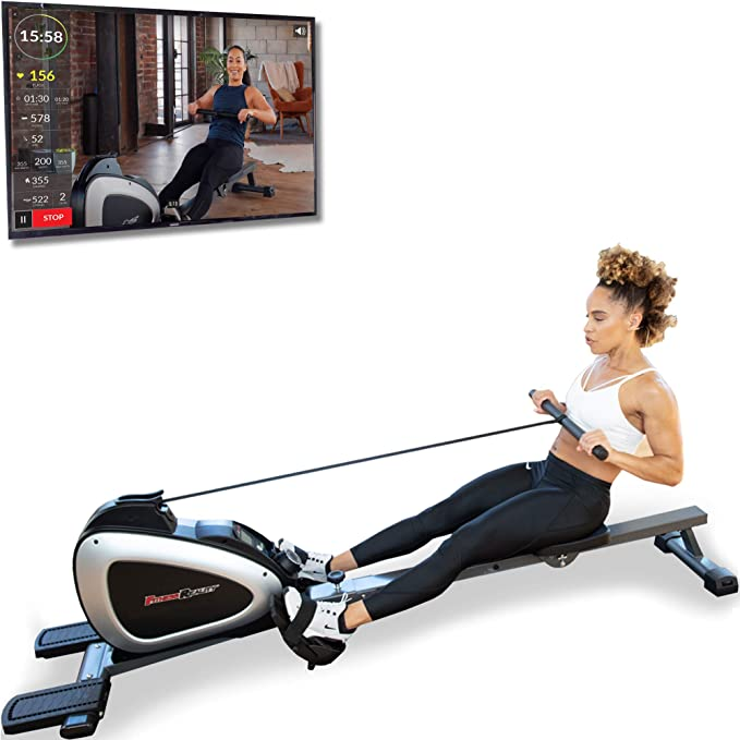 Máquina de remo Fitness Reality 1000 Plus
